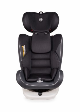 Автокресло группа 0/1/2/3 (до 36 кг) Happy Baby Unix Isofix Серебристый