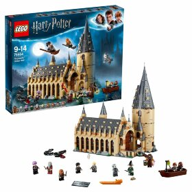 LEGO Harry Potter 75954 Большой зал Хогвартса