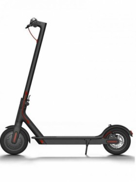 Электросамокат Xiaomi Electric Scooter 1S Black